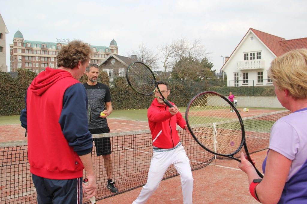 tennisles Azzurro - kopie