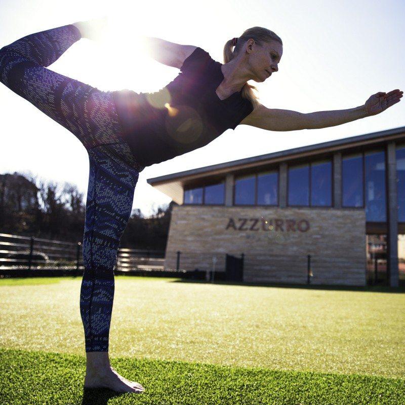yoga voor pand